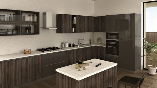 Modular Kitchen Units