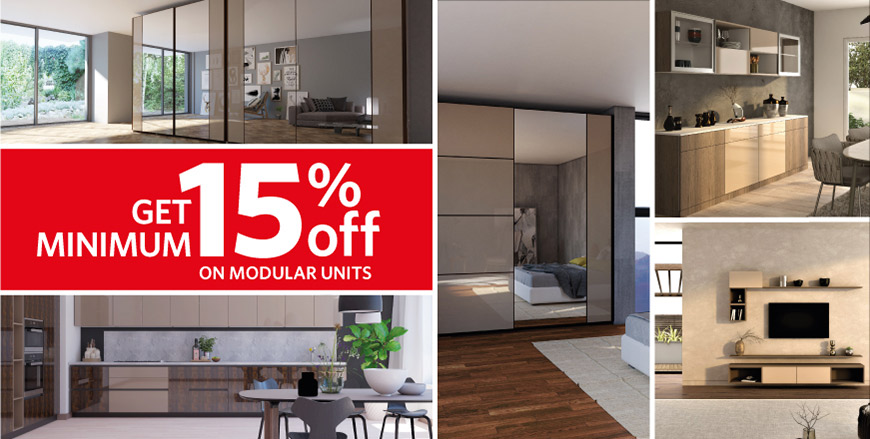 15% off!  Is this modular unit worth it?