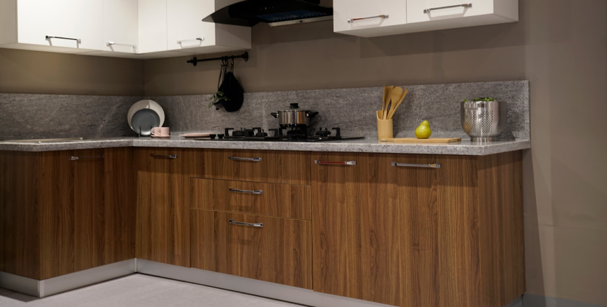 Modular designs to make the most of your small kitchen